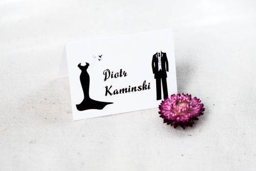winietka ślubna - zdjęcie